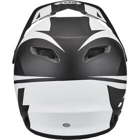 Bell Transfer Helm matte black/white